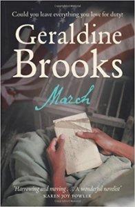 readers high tea geraldine brooks march