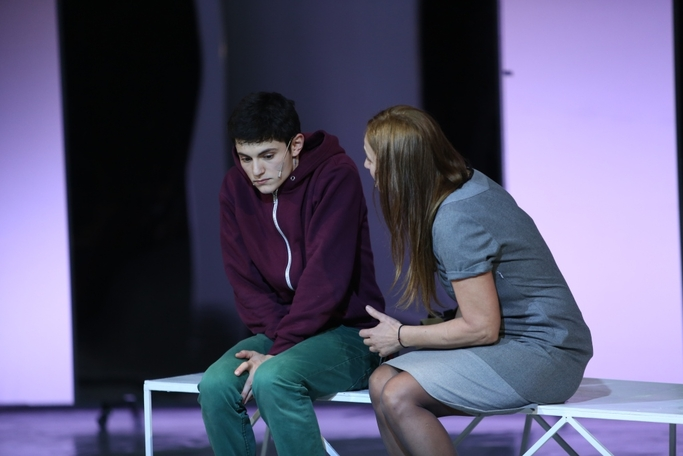 curious incident of the dog in the night time theatre review readers high tea tnb2